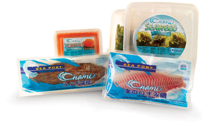 Cnami's variety of products
