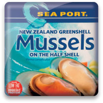 Sea Port Mussels