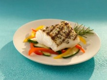 The Grid Iron Grilled Escolar recipe (Serves 4)